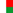 Flag of Madagascar Icon