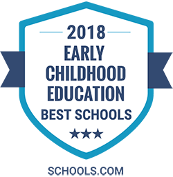 Early Childhood program award badge