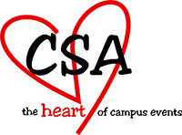 CSA the heart of campus events