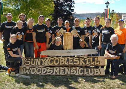 Woodsmen's Club