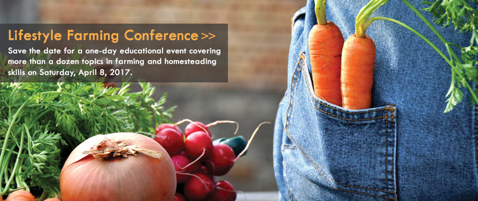 Lifestyle Farming Conference